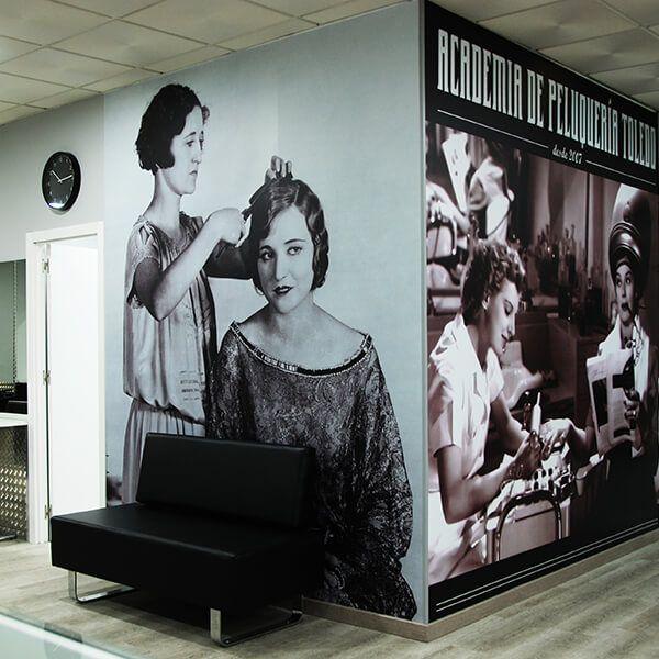Academia Peluquería Toledo