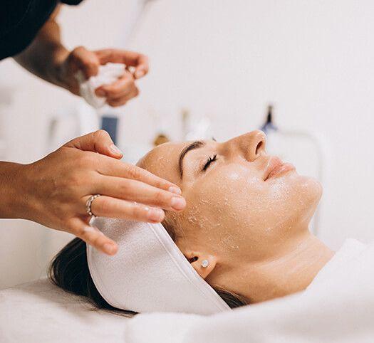 Curso de Higienes Faciales y Tratamientos