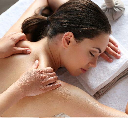 Curso de masajes y tratamientos corporales