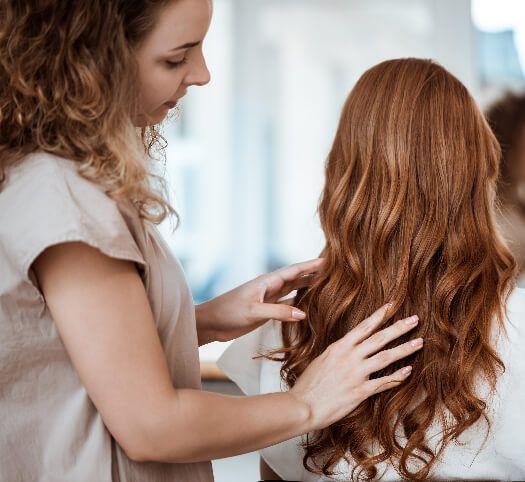Curso de perfeccionamiento de peluquería